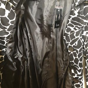 Luii Jackets & Coats - Luii fully lined trench coat. NWT
